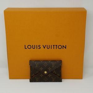 SOLD Louis Vuitton Mono Kirigami Medium Envelope